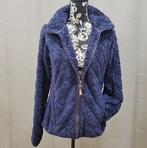 Columbia Plush Sherpa Fleece Jacket